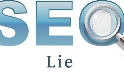 The Worst SEO Lie Ever!