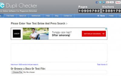 Sites to Check for Duplicate Content
