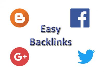 Easy Backlinks To Build For Every Page of Your Website